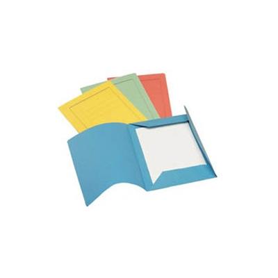 Cartellina 3 lembi in cartoncino leggero