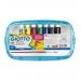 Colori a Tempera Giotto A 7 da 12 ml.