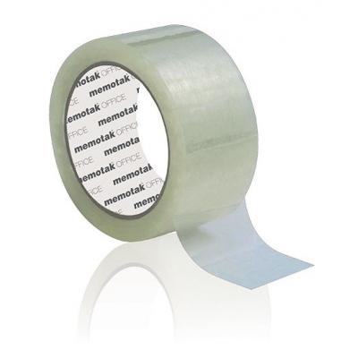 Nastro adesivo da imballo trasparente