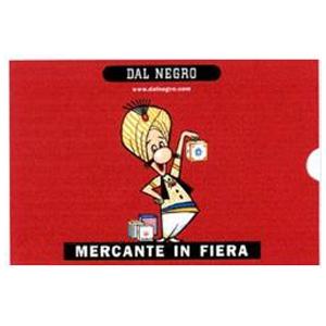 Dal Negro carte da gioco Mercante in Fiera