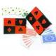 Muoio Carte da Gioco Francesi Triplex Poker Doppio