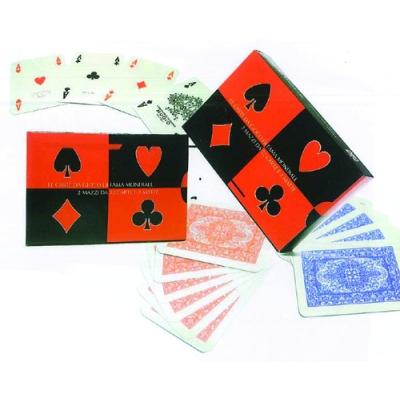 Muoio carte da gioco francesi triplex poker doppio adcb24484f1
