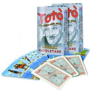 Muoio Carte da Gioco Napoletane Toto'