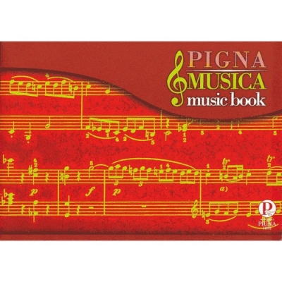 Album musica a' quaderno pentagrammato