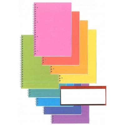 Quaderno maxi A/4 spiralato