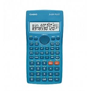 Calcolatrice Scientifica Casio Fx 220 Plus