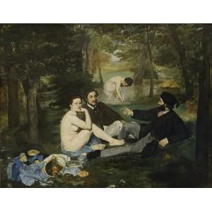 Colazione sull'erba di Manet