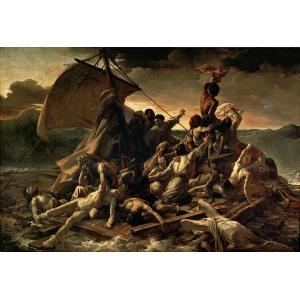 La zattera della Medusa di Géricault
