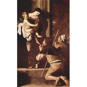 Madonna dei Pellegrini di Caravaggio