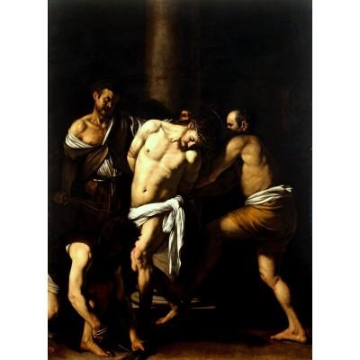 La Flagellazione di Cristo di Caravaggio