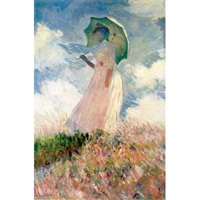 Donna con Parasole di Monet