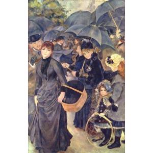 Gli Ombrelli di Renoir