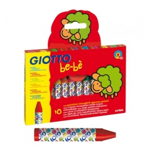 Giotto be-bè Superpastelloni cera