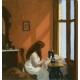 Ragazza alla macchina da cucire di Edward Hopper