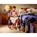 Camera da letto di Jim Daly