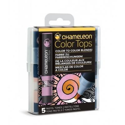 Chameleon Color Tops