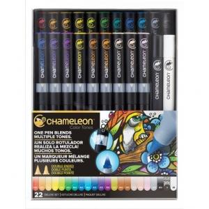 Chameleon Pen Set Deluxe 22 Pz.