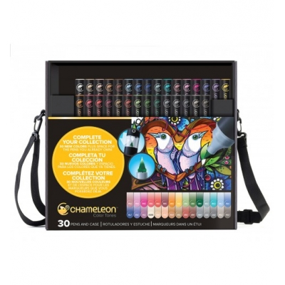 Chameleon Pen Set Upsell 30 Pz.