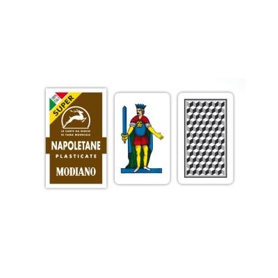 Modiano Carte da Gioco Regionali Napoletane