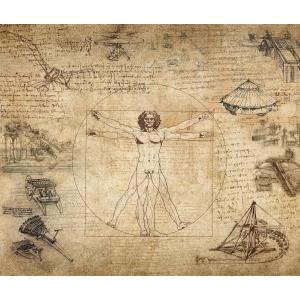 Leonardo - Uomo Vitruviano