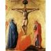 Masaccio - Crocefissione