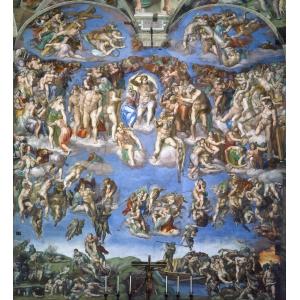 Michelangelo - Giudizio Universale