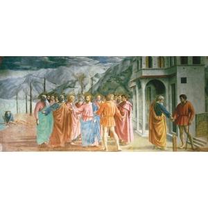 Masaccio - Pagamento del Tributo