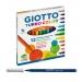 Giotto pennarelli turbo da 12