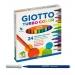 Giotto pennarelli turbocolor da 24