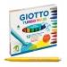Giotto pennarelli turbo maxi da 12