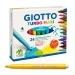 Giotto pennarelli turbo maxi da 24